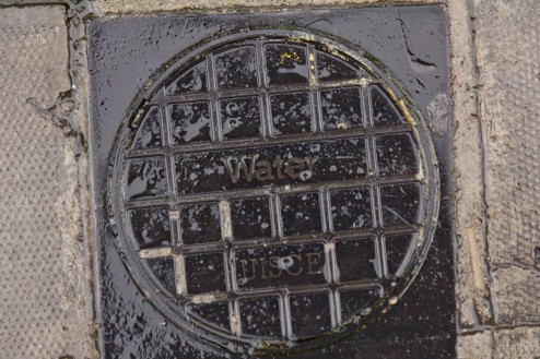 Art by Dwight Manhole Cover Rubbings World